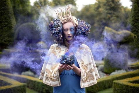 Kirsty Mitchell, a talented photographer based in the UK